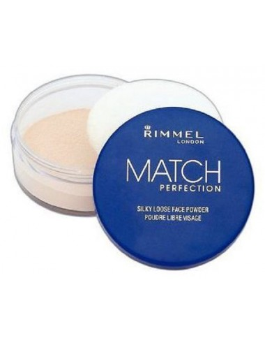 Match Perfection Silky Loose Face Powder 001 Transparent 10g